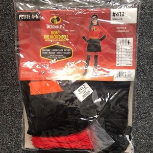 Incredibles 2 costume